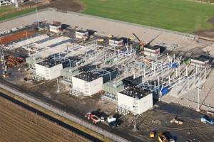 380 kV station Bleiswijk TenneT 2009